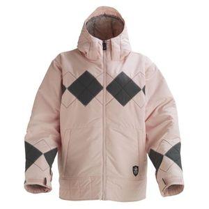 Burton Ronin Pink Snowboard/Ski Jacket